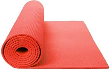 Cmg international Premium Quality Active Energy Seismic Slip,Safety Cushion,Durable 6MM Yoga and Exercise MAT(Colour May Vary)