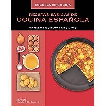 Recetas Básicas De Cocina Española (SABORES)