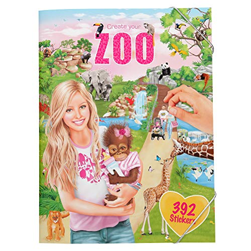 Top Model Create Your Zoo (0010746), Multicolor (DEPESCHE 1)