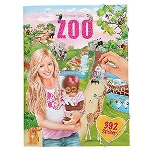Top Model Create Your Zoo (0010746), Multicolor (DEPESCHE 1)