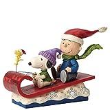 Enesco Snow Day (Charlie Brown, Snoopy & Woodstock)