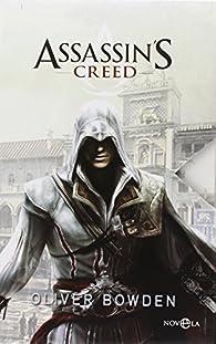Pack Assassin's Creed par Oliver Bowden