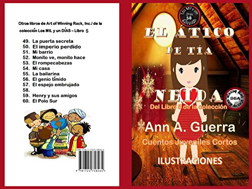 El atico de tia Neida: Cuento No. 58 (Los MIL y un DIAS ...
