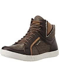Provogue Men's Leather Sneakers