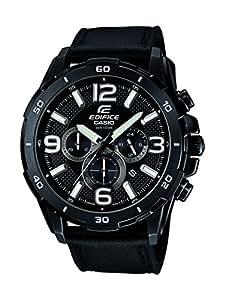 Casio Edifice Stopwatch Chronograph Black Dial Men's Watch - EFR-538L-1AVUDF (EX183)