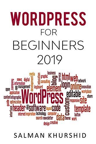 Wordpress For Beginners 2019 (English Edition)