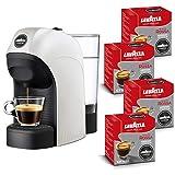Lavazza a Modo Mio 18000335 Kaffeemaschine 1450 W, 0.75 Liter, Acrylonitrile Butadiene styrene (ABS), weiß