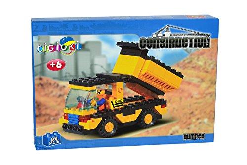 Due Esse mi006039-Construcción Máquina De Trabajo