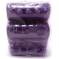 5 paquetes de 100 unidades de blisters porta monedas de 2€