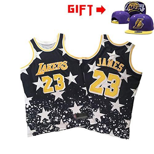 HWHS316 Los Angeles Lakers # 23 Lebron James Uniformes