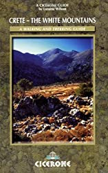Crete: The White Mountains, A Walking and Trekking Guide (A Cicerone guide) (Cicerone International Walking)