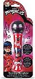 IMC Toys - Microphone enregistreur Miraculous Ladybug - 442016