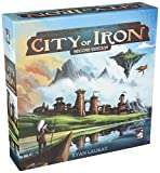 Red Raven Games RRG00010 - City of Iron 2nd Edition
