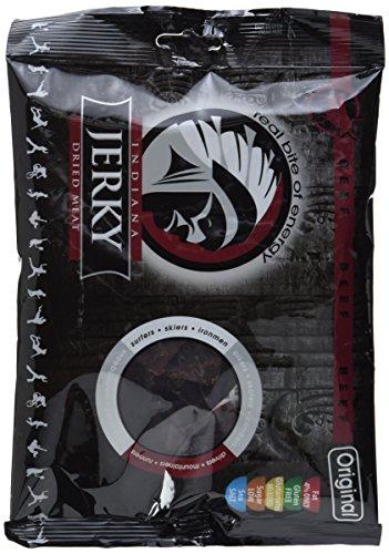 Indiana Jerky Beef Original, 2er Pack (2 x 100 g)
