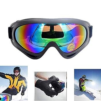 Gafas de esqu snowboard...
