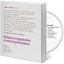 Relatos españoles contemporáneos: Tercera edición (Libros Blancos)