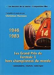 Grands Prix de F1 Hors Championnat du Monde