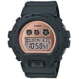 G-Shock by Casio Women's S Series GMDS6900MC-3 Watch Black Rose Gold