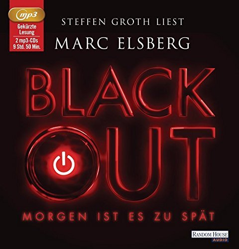 BLACKOUT / MP3/SA - ELSBERG,MA by Marc Elsberg (2013-04-15)