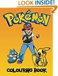 Pokemon Colouring book: A great colou...