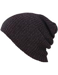 Sanwood Unisex Strick Mütze Winter Hat gestrickt Hut Cap
