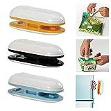 Lauson Mini scellant de sac avec la technologie micro thermique, le joint hermétique et imperméable à l'eau, préserve la saveur et la fraîcheur, diverses couleurs