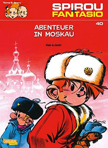 Spirou und Fantasio 40: Abenteuer in Moskau: (Neuedition)
