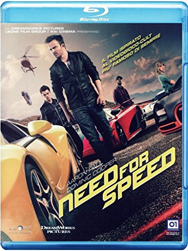 Need for speed [Blu-ray] [IT Import]
