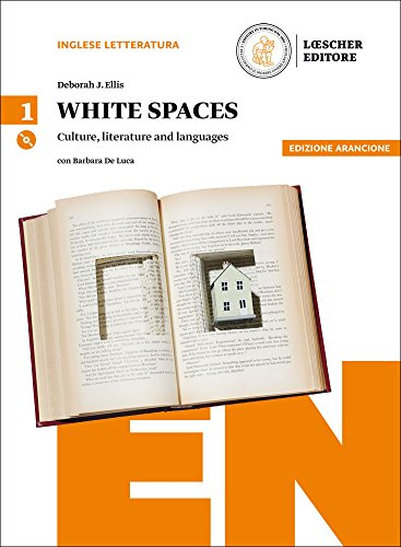 White spaces. Culture, literature and languages. Ediz. arancio. Per il Liceo delle scienze umane. Con CD Audio formato MP3. Con e-book. Con espansione online: 1