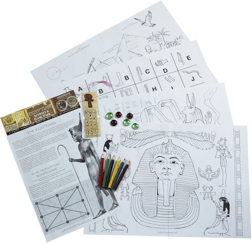 ty Pack - Colouring Activities & Games by Buzz ()