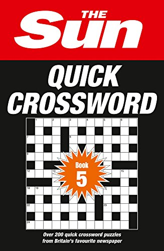 The Sun Quick Crossword Book 5 por The Sun