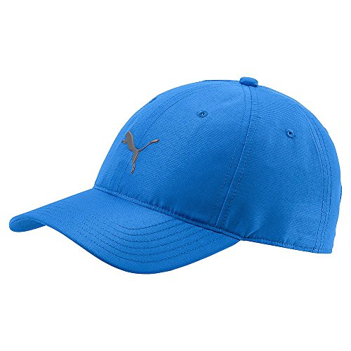 Preisvergleich Produktbild Puma Golf Herren Pounce Anpassbare Cap Electric Blue Lemonade OSFA