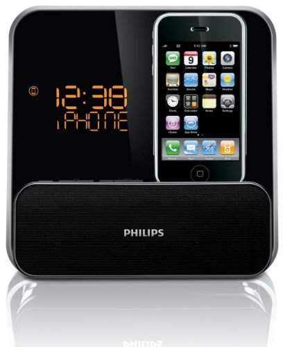 philips dc315 radiowecker ukw tuner apple ipod iphone. Black Bedroom Furniture Sets. Home Design Ideas