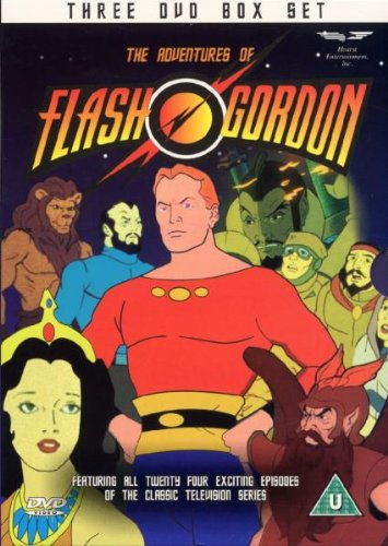 Flash Gordon (englische Version) (3 DVDs)