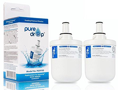 Electroménager Dedicated Samsung Da29-00003g Compatible Réfrigérateur Eau Aquatique Filtre Ecoaqua