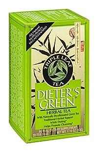 Triple Leaf Tea Dieters Green Tea (pack of 3)