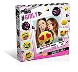 Unbekannt Canal Toys - CT28548 - Kreative Freizeit - Nur für Mädchen - Emoji Kissen