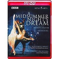 Felix Mendelssohn - A midsummer night's dream