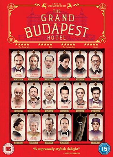 Grand Budapest Hotel The DVD [UK Import]