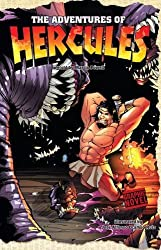 The Adventures of Hercules (Graphic Myths) by Martin Powell (2010-01-15)