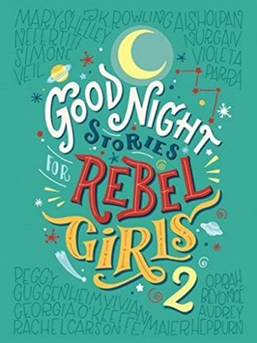 Good Night Stories For Rebel Girls 2 por Vv.Aa