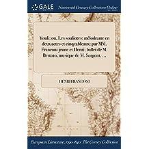 Youli: Ou, Les Souliotes: Melodrame En Deux Actes Et Cinq Tableaux: Par MM. Franconi Jeune Et Henri; Ballet de M. Bertoto, Musique de M. Sergent, ...