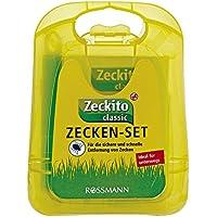 Zecken - Set in Schutzbox ZECKITO CLASSIC (11 Teilig) IDEAL FÜR UNTERWEGS preisvergleich bei billige-tabletten.eu