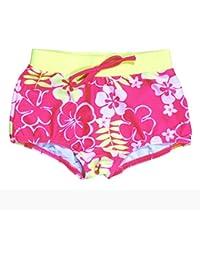 Baby Banz Shorts de Surf - Fleur - Taille 1 (18-36 mois)