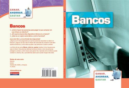 Bancos / Banks (Ganar, Ahorra, Gastar / Earning, Saving, Spending) por Margaret Hall