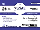 Scanner CMA Final Group-IV (2016 Syllabus) Paper-19 Cost and Management Audit