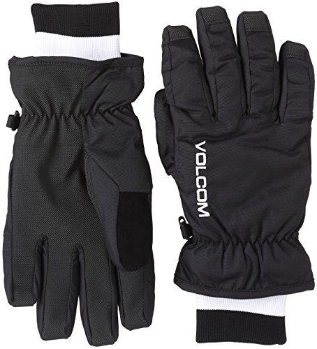 Volcom Rockaway Glove, Color: Black White, Size: L