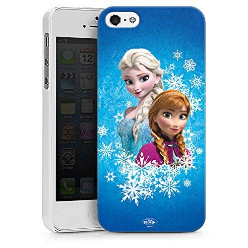 Apple iPhone X Silikon Hülle Case Schutzhülle Disney Frozen Fanartikel Geschenke Hard Case weiß
