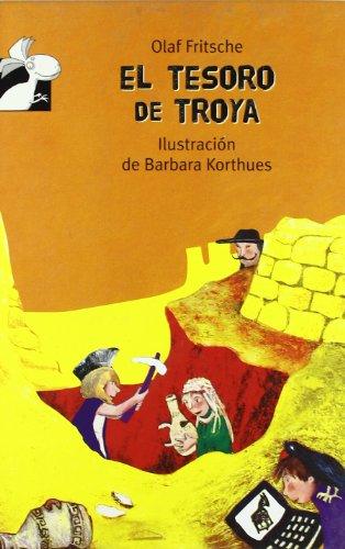 El tesoro de Troya (El tunel secreto)