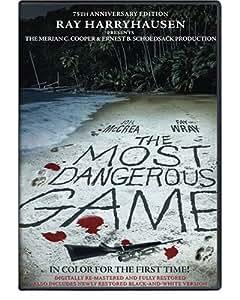Most Dangerous Game [DVD] [1932] [Region 1] [US Import] [NTSC]